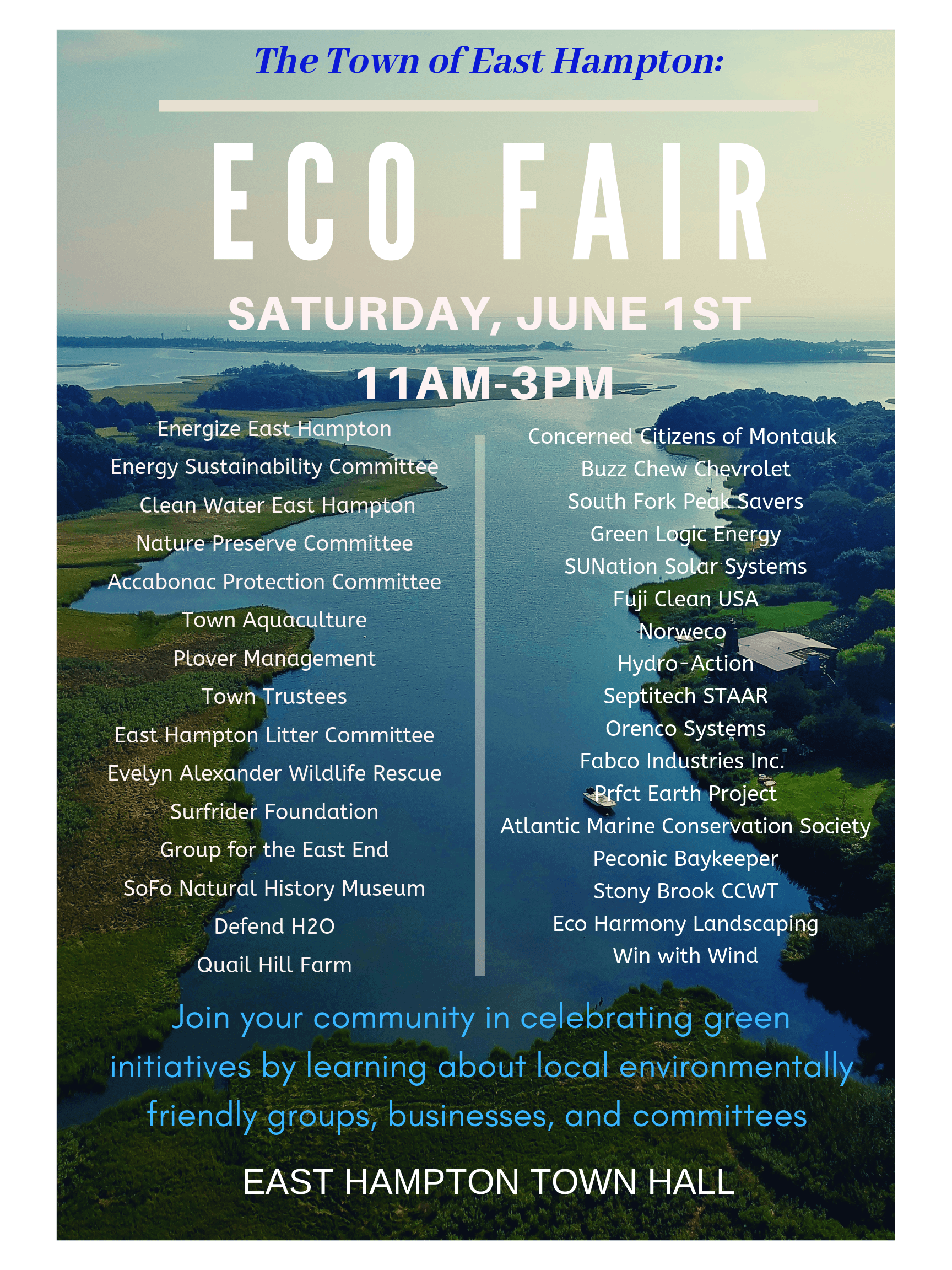 ECO FAIR Flyer