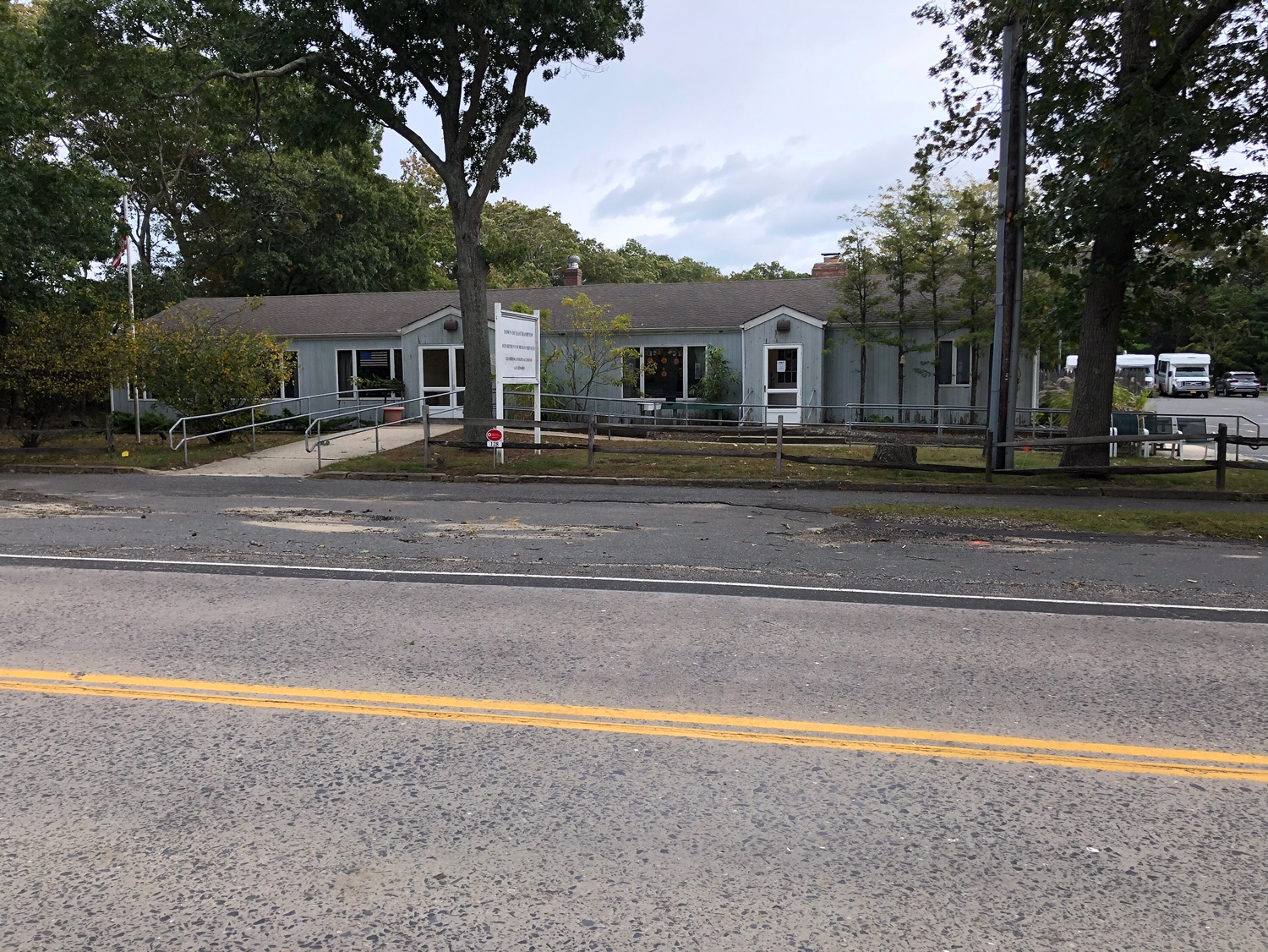 senior center oct 2019